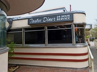 Tastee Diner image. Click for full size.