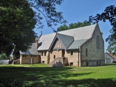 Grace Memorial Episcopal Church image. Click for full size.