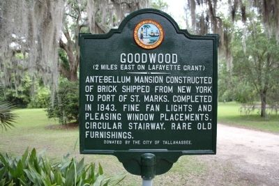 Goodwood Marker image. Click for full size.