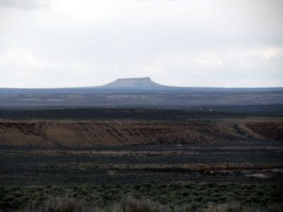 Pilot Butte image. Click for full size.