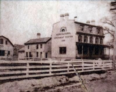 Agricultural Experiment Station (Rossborough Inn) image. Click for full size.