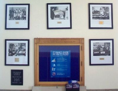 Walt Disney Post Office Photos image. Click for full size.