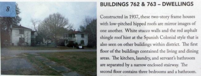 Buildings 762 and 763 - Dwellings image. Click for full size.