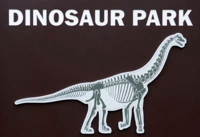 Dinosaur Park image. Click for full size.