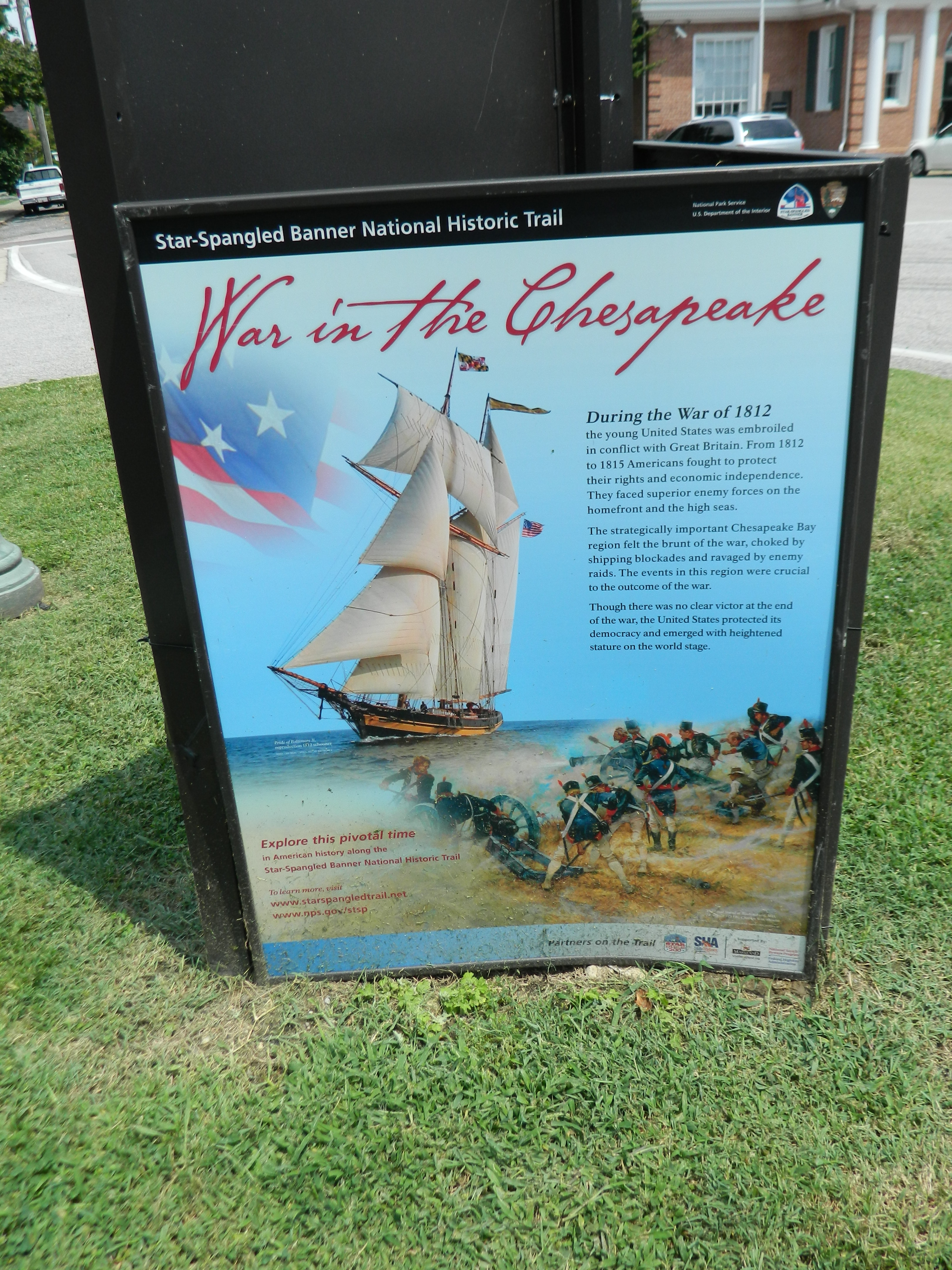 War in the Chesapeake Marker