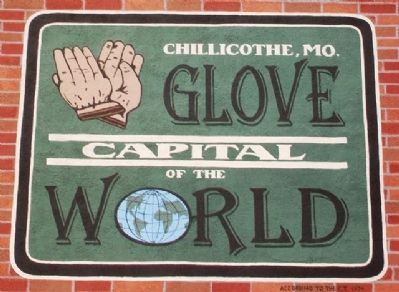 Glove Capital of the World Marker image. Click for full size.