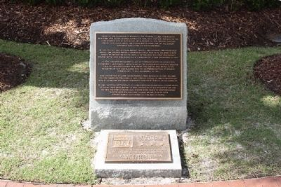 Beaufort South Carolina Tricentennial Marker image. Click for full size.