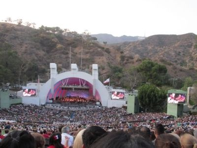 Hollywood Bowl image. Click for full size.