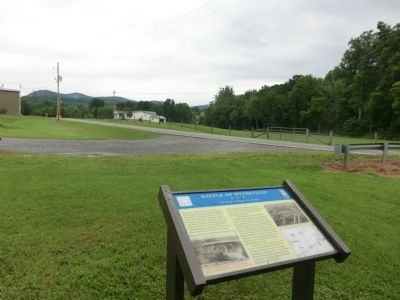 Battle of Wytheville Marker image. Click for full size.