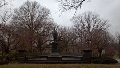 Thomas Francis Bayard Monument image. Click for full size.