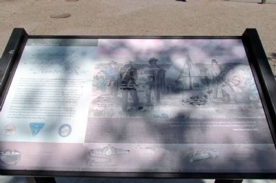 International Intrigue and the Humboldt River Marker image. Click for full size.