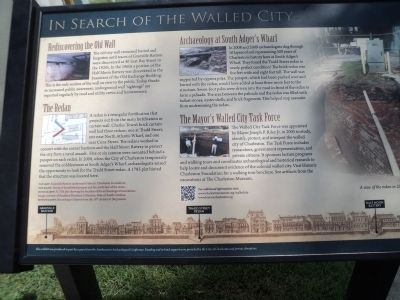 In Search of the Walled City Marker image. Click for full size.