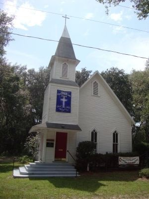 Blanton Methodist Church image. Click for full size.