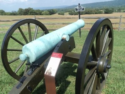 Pegram's (Purcell), Virginia Battery Marker image. Click for full size.