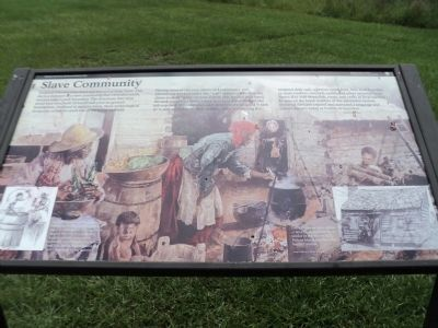 Slave Community Marker image. Click for full size.