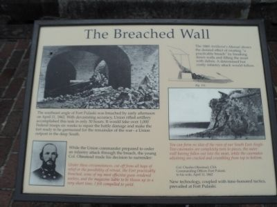 The Breached Wall Marker image. Click for full size.