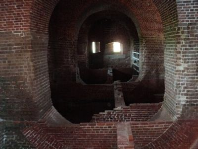Inside the Southwest Bastion image. Click for full size.
