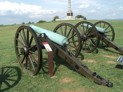 Model 1857 12-Pounder Gun-Howitzer image. Click for full size.