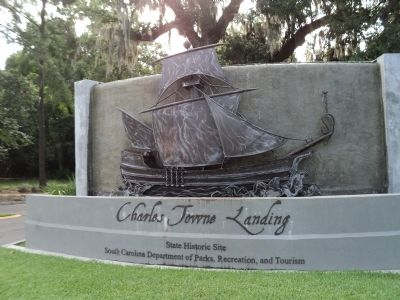 Charles Towne Landing State Historic Site image. Click for full size.