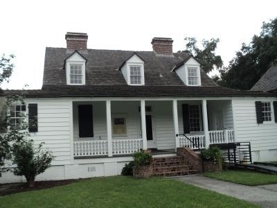 Home of Charles Pinckney image. Click for full size.