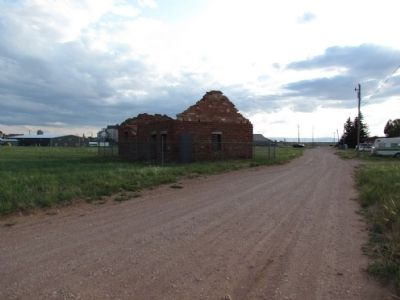 View to east along S. Kiowa Street image. Click for full size.