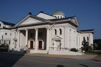 First United Methodist Church, Opelika image. Click for full size.