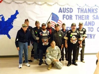 Arvin Veterans Breakfast Bear Mt. School image. Click for full size.