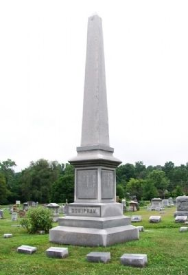 Genl Alexander W. Doniphan Monument image. Click for full size.