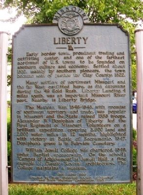Liberty Marker (front) image. Click for full size.