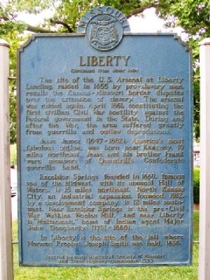 Liberty Marker (back) image. Click for full size.