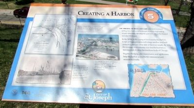 Creating a Harbor Marker image. Click for full size.