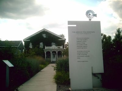 The Kresge Foundation Marker image. Click for full size.