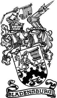 The Ross of Bladensburg Coat of Arms image. Click for full size.