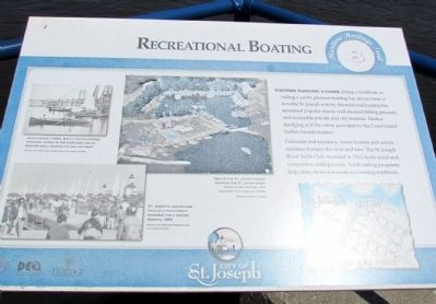 Recreational Boating Marker image. Click for full size.