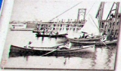 Happ's Livery, 1890s image. Click for full size.