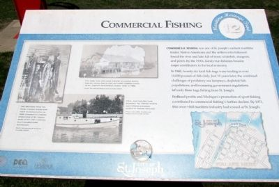 Commercial Fishing Marker image. Click for full size.