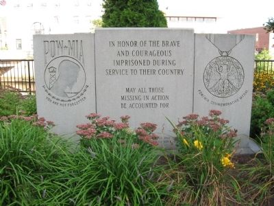 POW-MIA Memorial image. Click for full size.