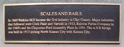 Scales and Rails Marker image. Click for full size.