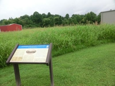 Cumberland River Campaign Marker image. Click for full size.