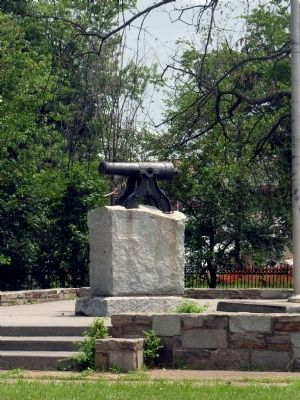 Battle of North Point Monument image. Click for full size.
