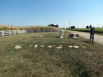 Bull Cemetery image. Click for full size.