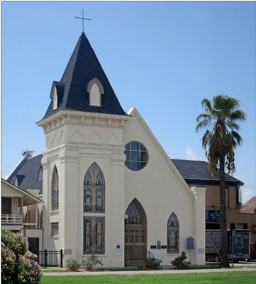 Reedy Chapel A. M. E. Church image. Click for full size.
