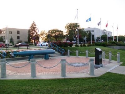 Navy Memorial Park image. Click for full size.
