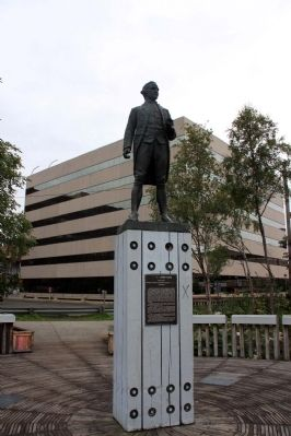 James Cook Marker image. Click for full size.