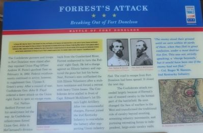 Forrest's Attack Marker image. Click for full size.