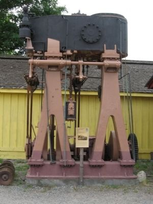 Compound Steam Engine image. Click for full size.