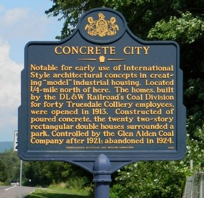 Concrete City Marker image. Click for full size.