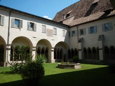 Franciscan Monastery Kloster image. Click for full size.