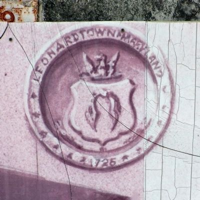 Leonardtown Seal image. Click for full size.