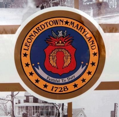 Leonardtown Seal<br>At Heritage Printing and Graphics image. Click for full size.